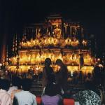สีสันภายในร่มกาสาวพัสต์ (The Color Under The Buddhist Shelfter)