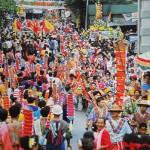 สืบสานวัฒนธรรม (Phra Pedaeng Somgkran Festival)