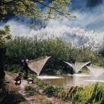 ยกยอหาปลา (Fishing by Yok Yo)