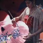 สาวน้อยนักวาด (The Girl With Umbrella)