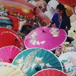 หัตถกรรมบ่อสร้าง (Bor-Sang Umbrella Handicraft)