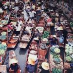 ตลาดน้ำเมืองไทย