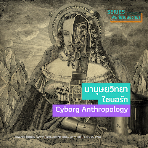 มานุษยวิทยาไซบอร์ก (Cyborg Anthropology)